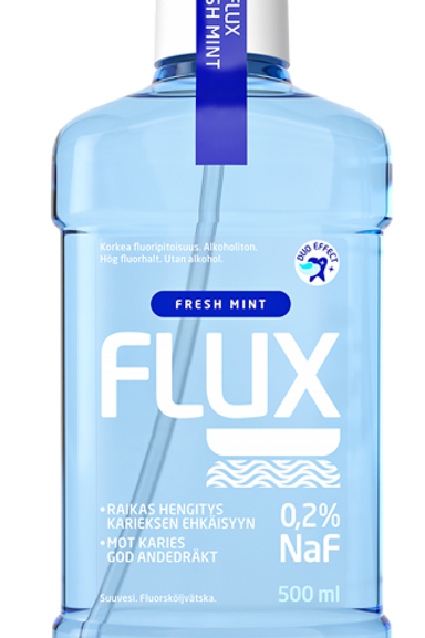 Flux Fresh Mint suuvesi 500 ml