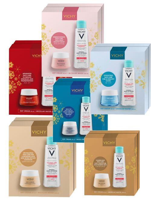 Vichy lahjapakkaukset