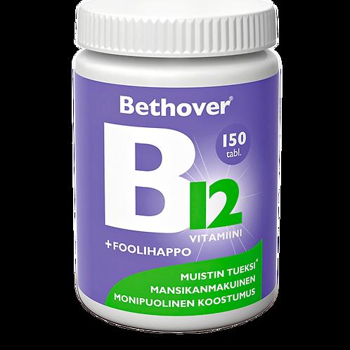 Bethover B12 + Foolihappo 150 tabt.