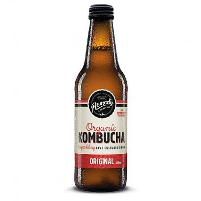 Remedy Kombucha Original