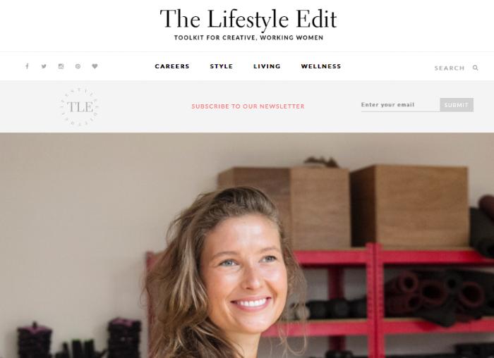 The Lifestyle Edit