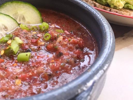 Recipe | Refreshing Gazpacho