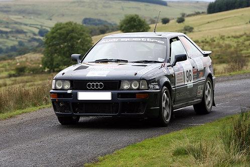 Headlights Audi 80