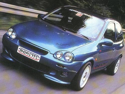 Headlights Opel Corsa B 94-96