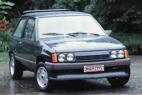 Headlights Opel Corsa A 87-90