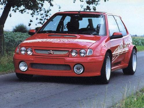 Headlights Citroën saxo > 98 Phase 1