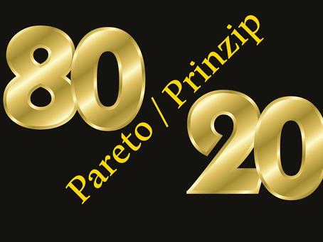 Des lois : Règle des 20/80