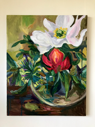 91x72.5 cm, oil on canvas
