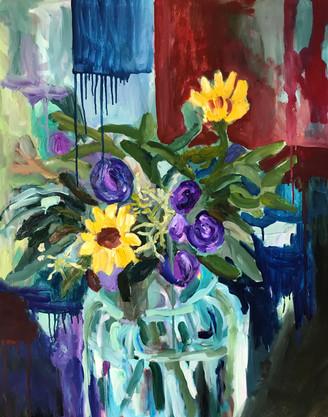 80x65 cm, oil on canvas