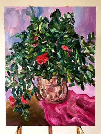 80x60 cm, oil on canvas