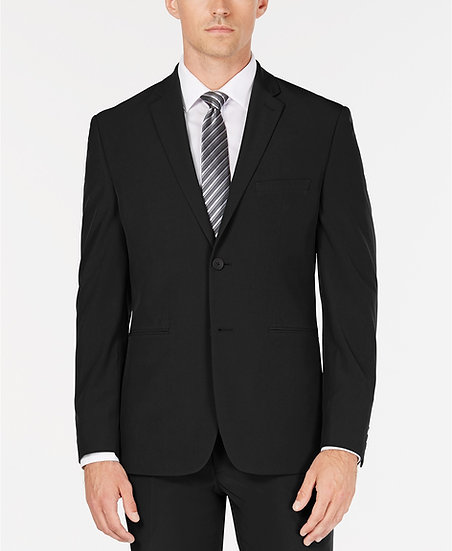 Portfolio Soho New York Men's Black Suit