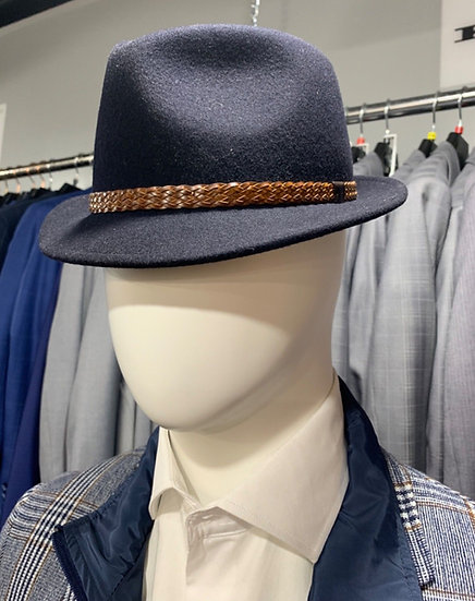 Alfonso D'Este 100% Wool Fedora