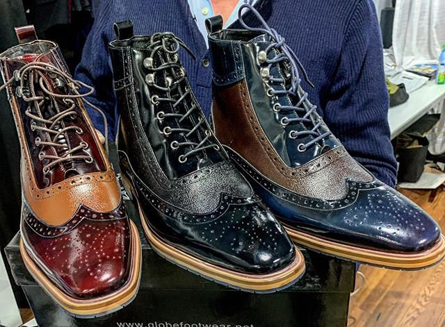 Giorgio Venturi Designer Boots for Men
