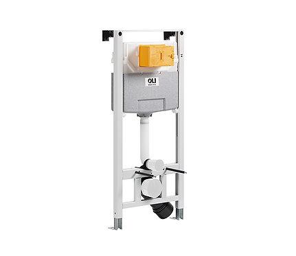 Cisterna empotrable Oli120 Sanitarblock Inodoro de colgar