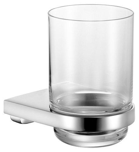 Portavasos + vaso / Moll