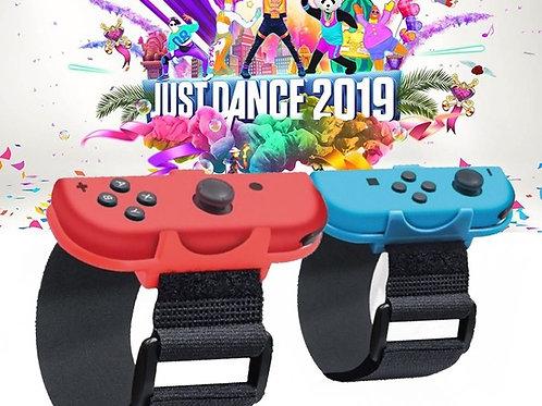 New 1 Pair Adjustable Game Bracelet Elastic Strap