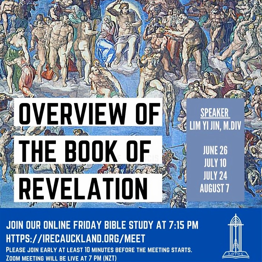 Overview Of The Book Of Revelation