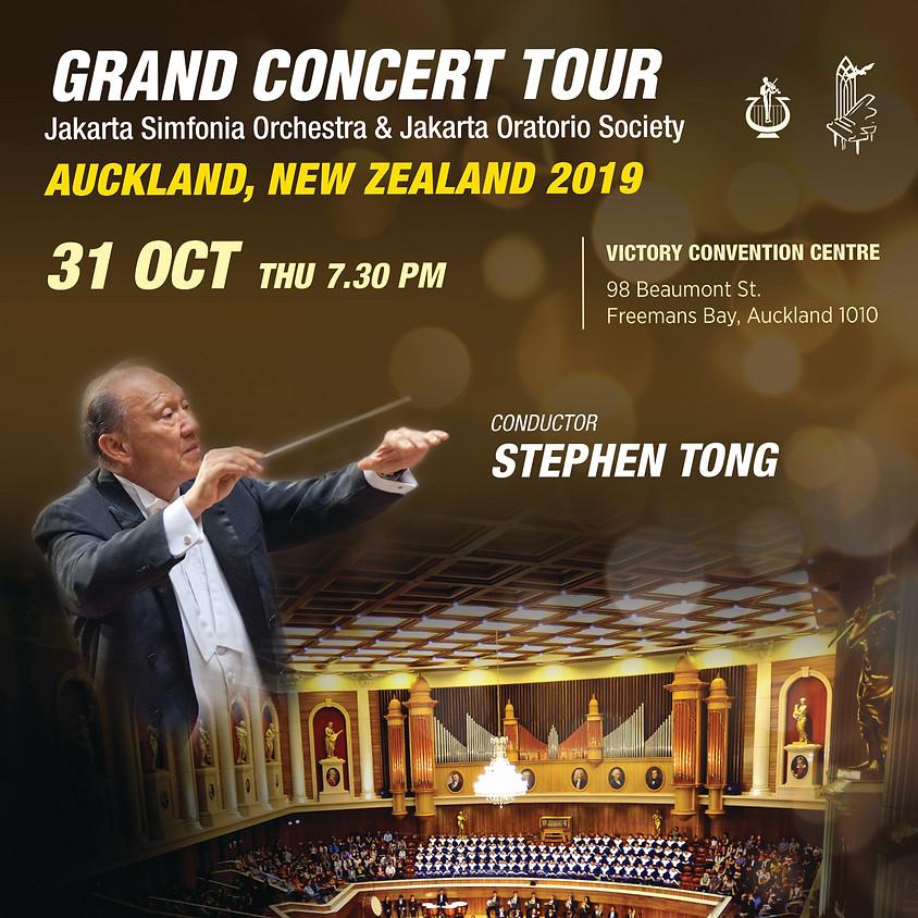 Grand Concert Tour 2019