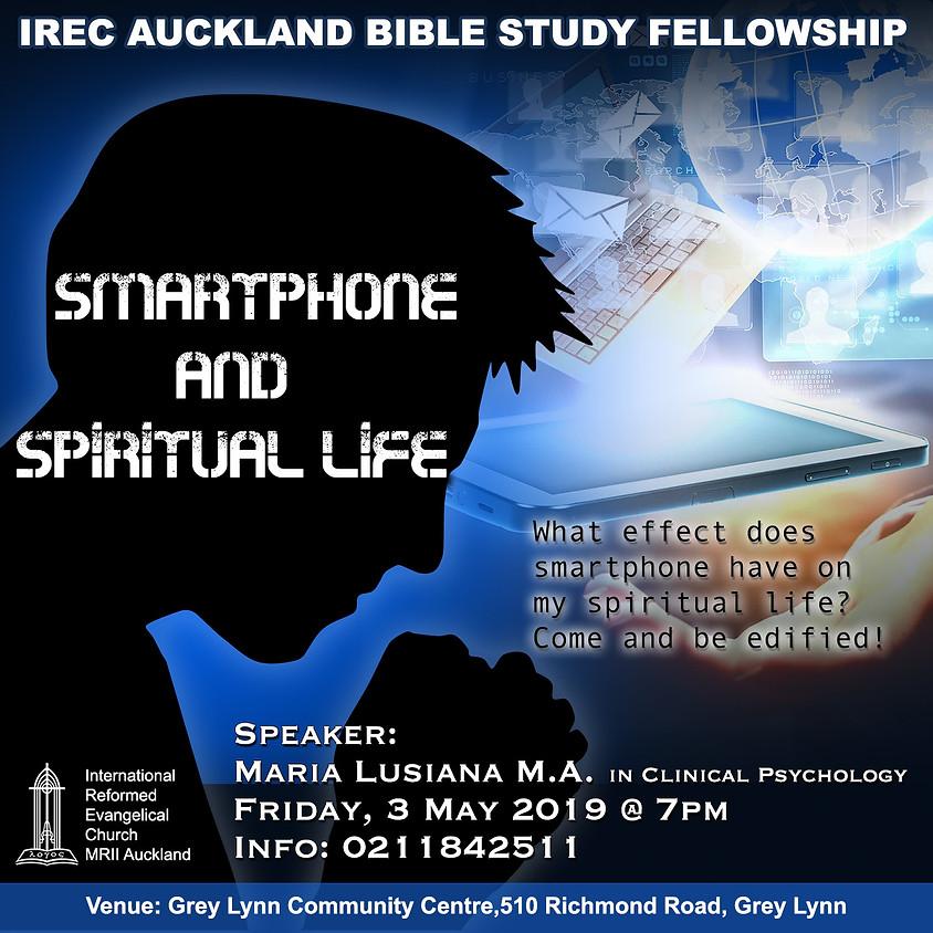 Smartphone and Spiritual Life