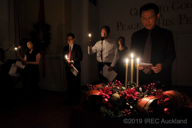 Christmas Gospel Rally 2019