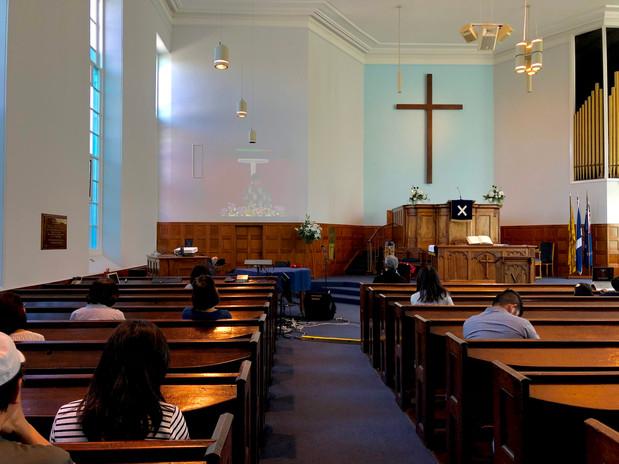 Wind & Fire of Evangelism Seminar