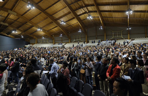 Rev. Stephen Tong's Life Testimony Gospel Rally