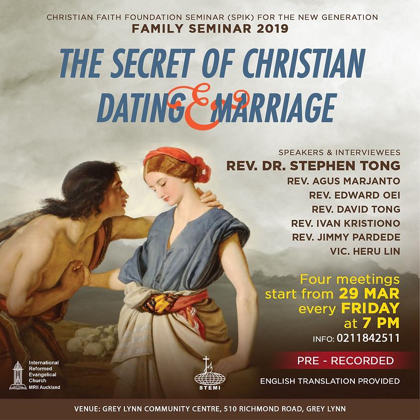 Christian Faith Foundation Seminar