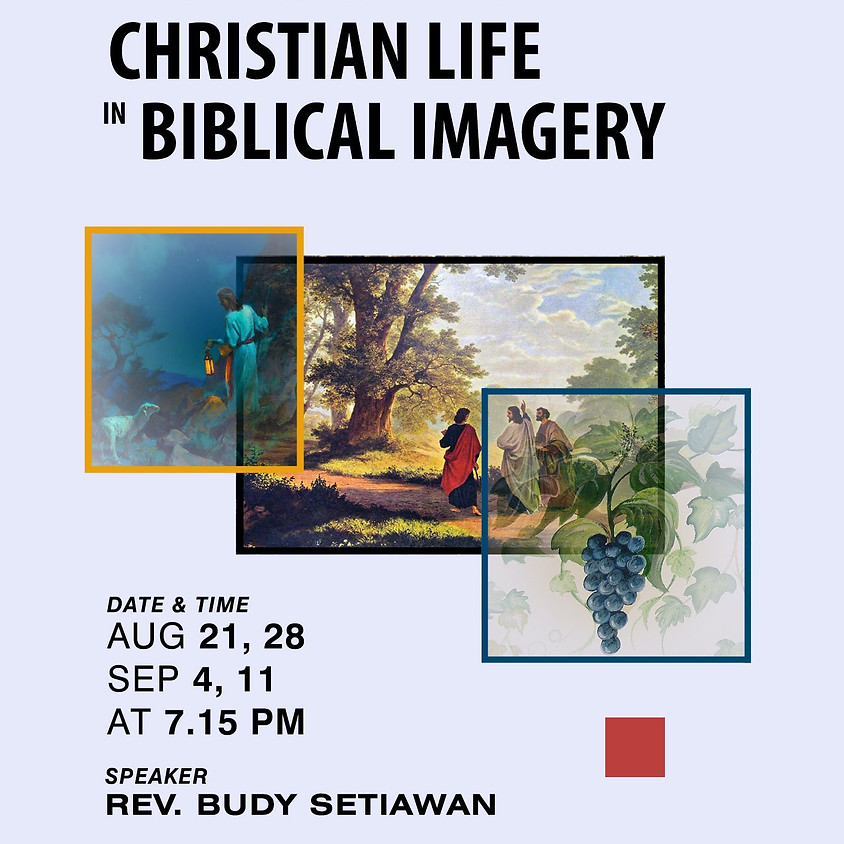 Christian Life In Biblical Imagery (3)