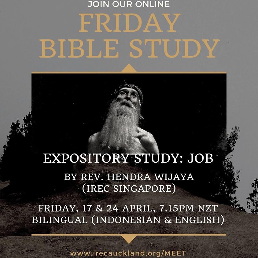 Expository Study: Job