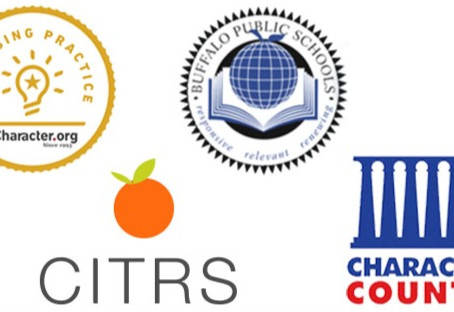 Character.org Nationally Recognizes the Commitment to Character Development in Seven Buffalo Schools