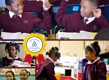 CITRS's Client, St. Cyril, Named 2018 State School of Character