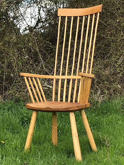 Welsh stick chair for sale,