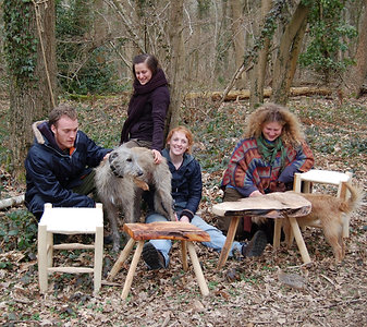 Stool making course 2 days