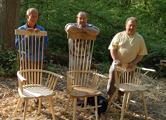 Chair making course 6 days