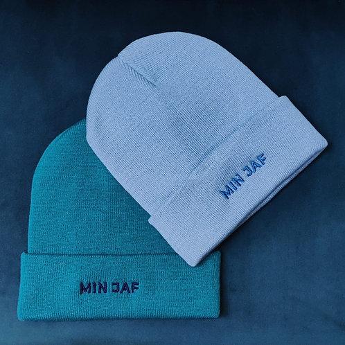 MIN JAF BEANIE (SKY BLUE)