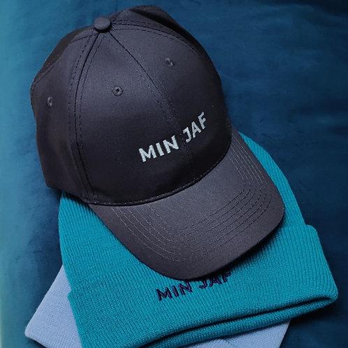 MIN JAF CAP (NAVY)