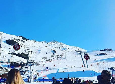 Why we Love January skiing!