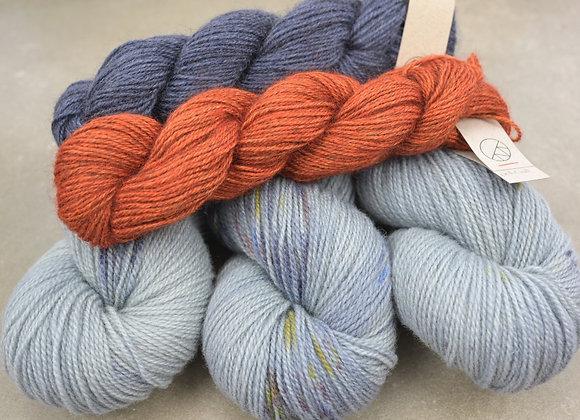 Fossveien blå luksuspakke