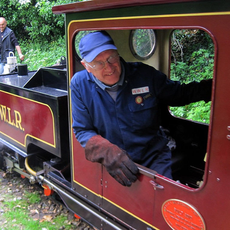 The Wells & Walsingham Train Driver Experience