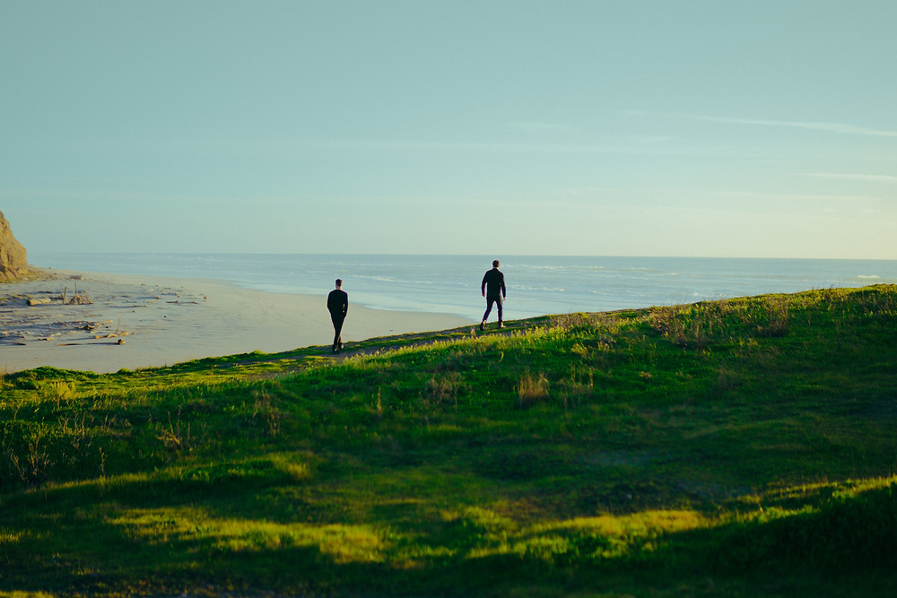 California indie pop duo slenderbodies