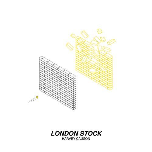 "Artwork for Harvey Causon's single ""London Stock"""