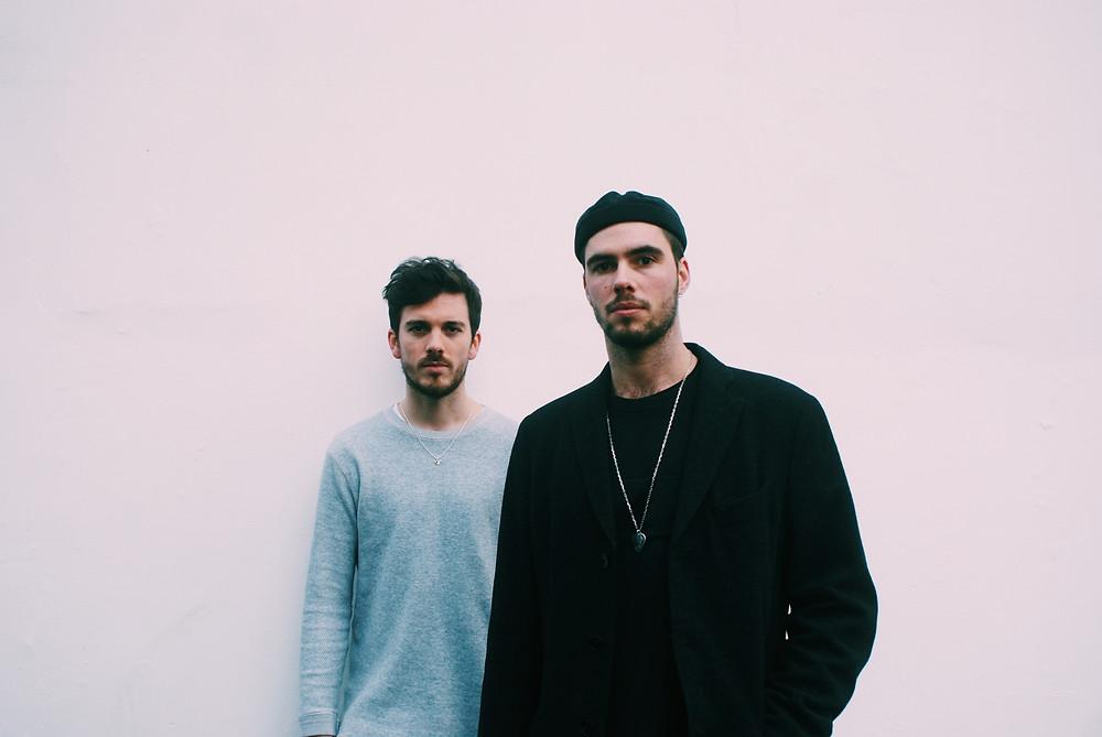 Jamie and Marcus, London band Majik