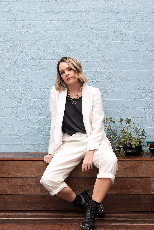 Melbourne singer-songwriter Essie Holt