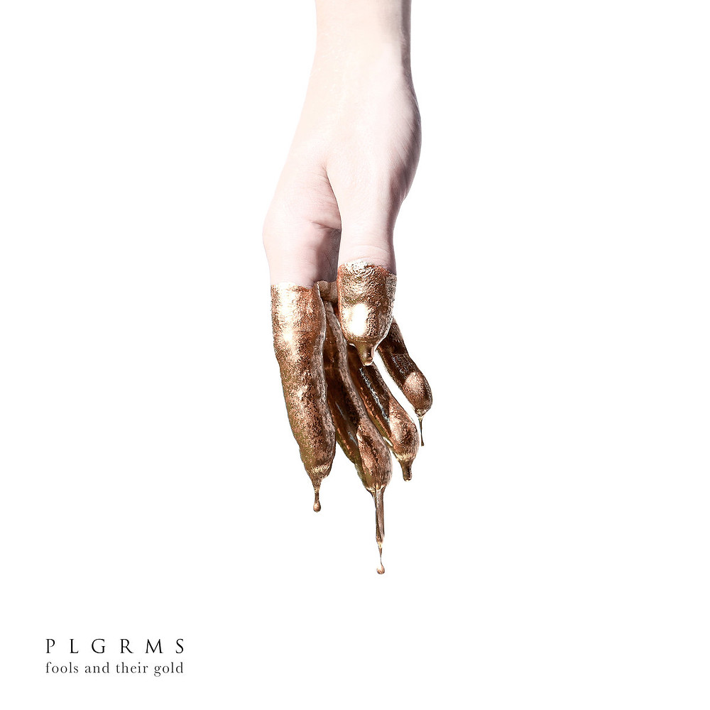"""Fools and Their Gold"" single cover artwork by PLGRMS"