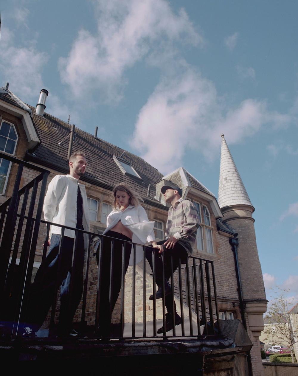 London trio RUMOURS