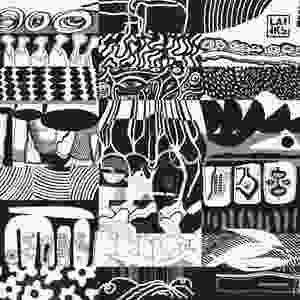 LANKS' 'twentyseven' album cover