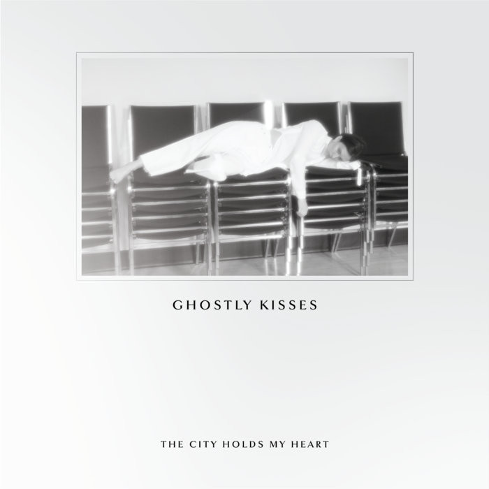 Ghostly Kisses' 'The City Holds My Heart' EP cover