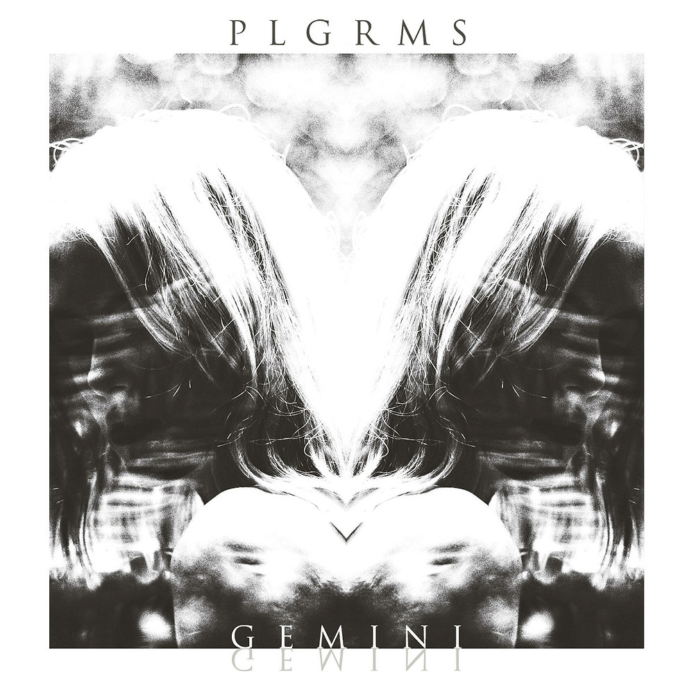 """Gemini"" single cover artwork by PLGRMS"