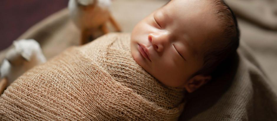 New Born Photography 新生兒攝影 7天