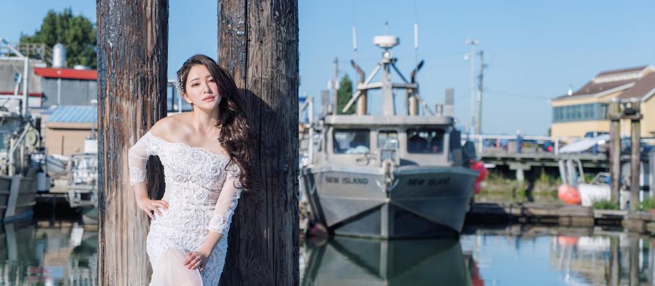 Oversea Pre-Wedding in Canada